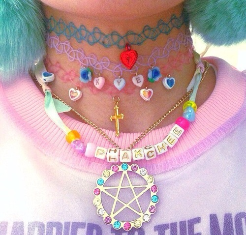 Image result for chokers tumblr