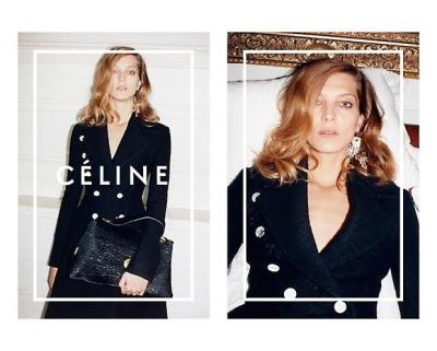 Céline fall/winter 2014 advertisement.