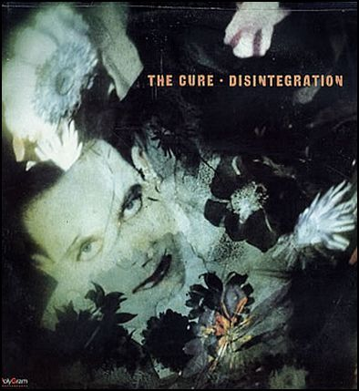The Cure album art