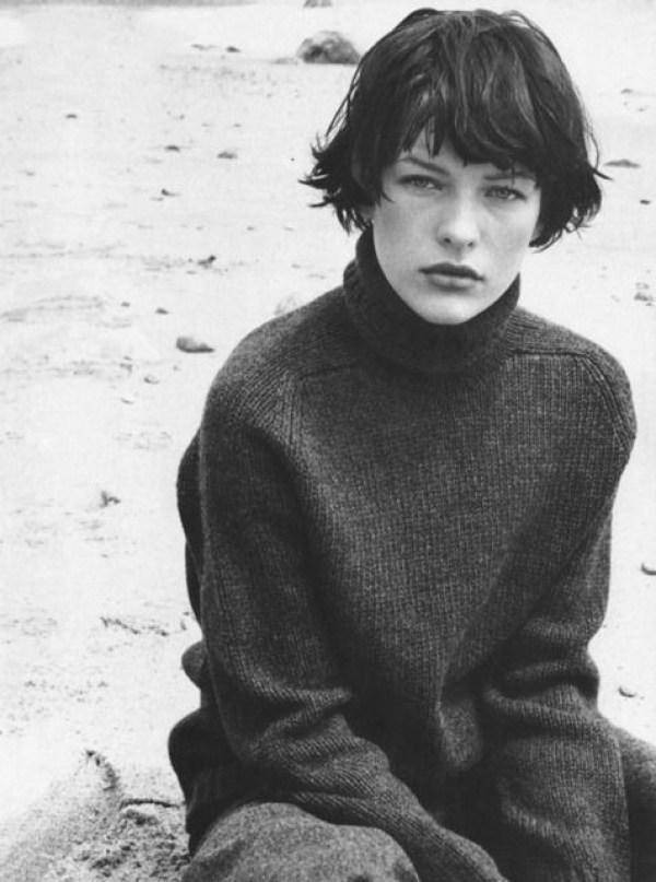 knitGrandeur: #TBT, Vintage Heather