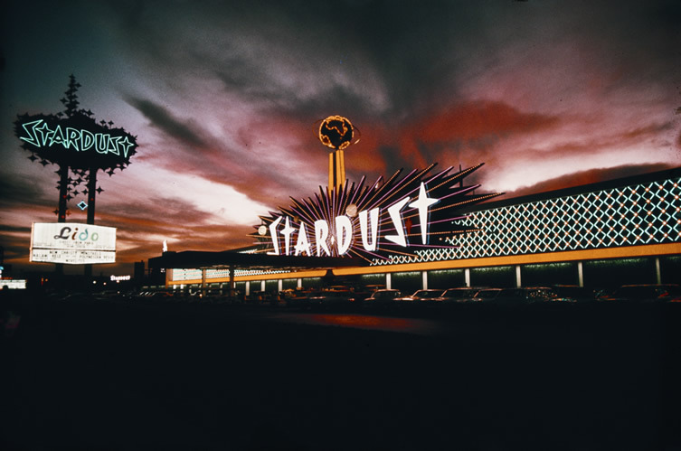 Stardust Resort and Casino - Las Vegas, Nevada U.S.A. - 1968