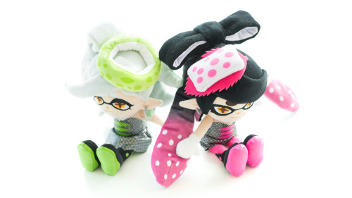 Splatoon Plushie Tumblr