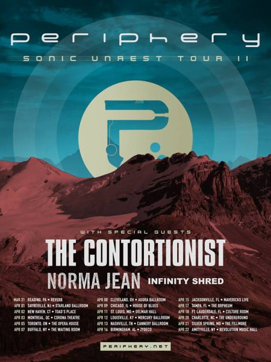 Image result for sonic unrest tour 2