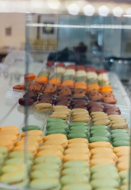 Best desserts in San Francisco, San Francisco dessert spots, San francisco sweet treats, where to find the best dessert in San Francisco
