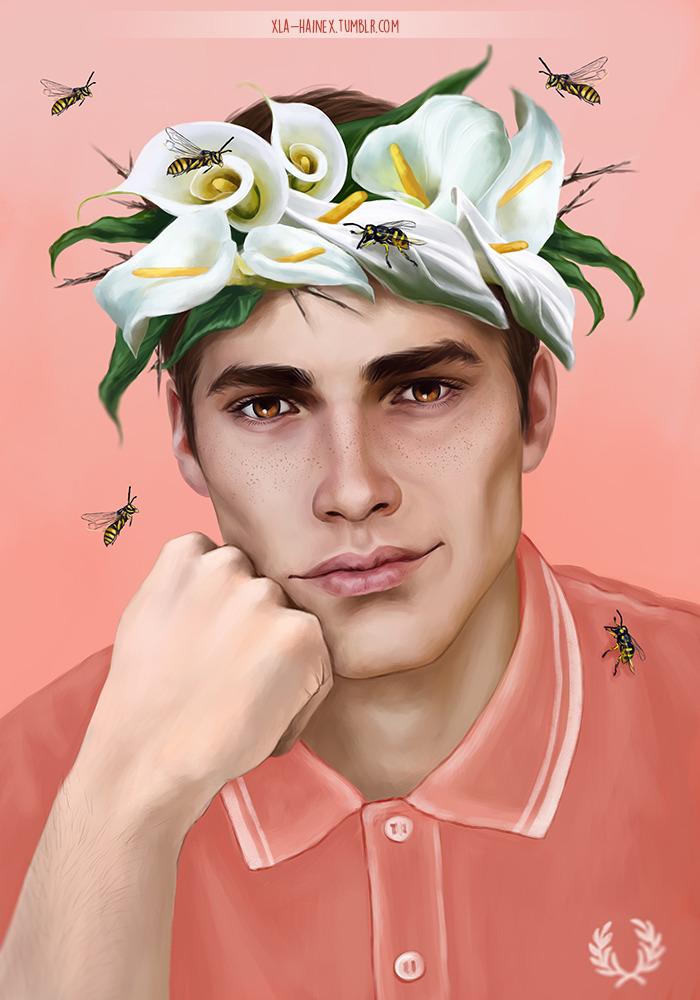 flower king Dick the ThirdRonan • Adam