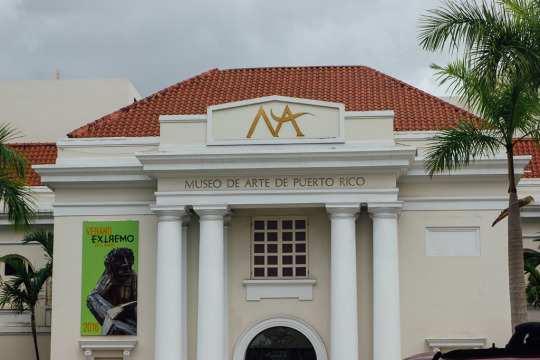MAPR museum of art in Puerto Rico