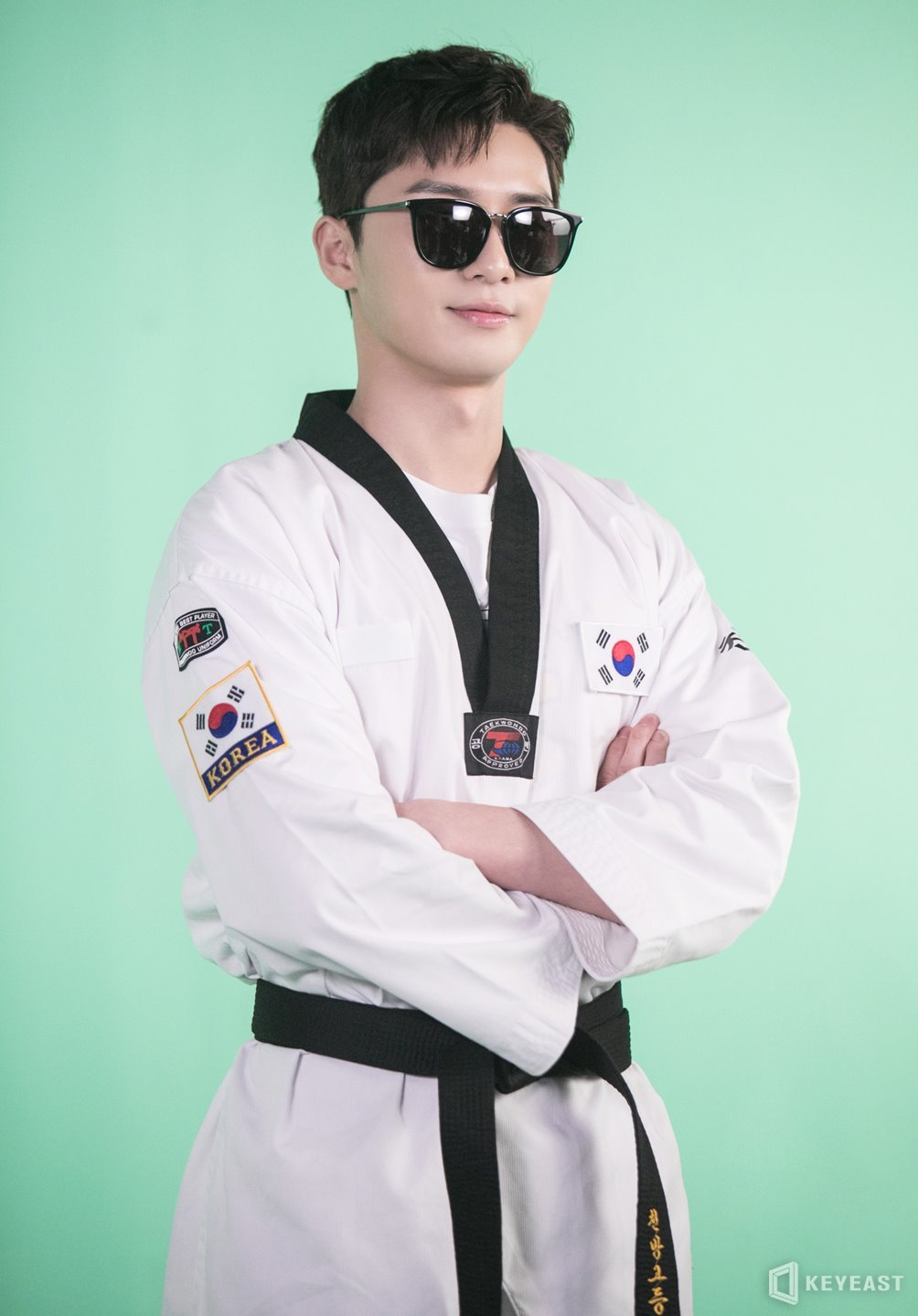"Imagini pentru Park Seo Joon in ""Fight for My Way"" poster"