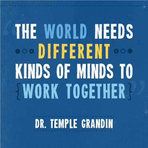 Temple Grandin was recently featured on TED Radio Hour: Overcoming, where she talked about the challenges and strengths that come from navigating life with autism. Visit fhautism.com to find out how you can have the opportunity to meet Temple and...