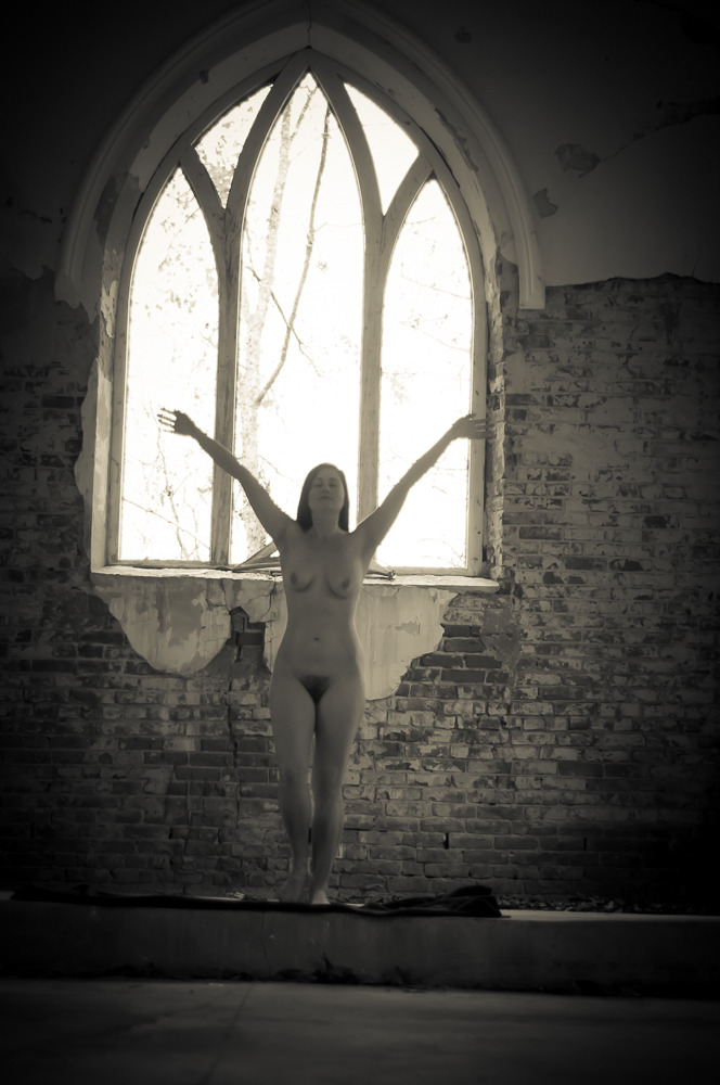 Once Upon a Time in an Old Abandoned Church (III)