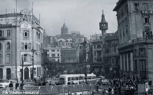 Karaköy Meydanı / 1956