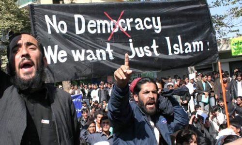 siyasal islam ile ilgili görsel sonucu