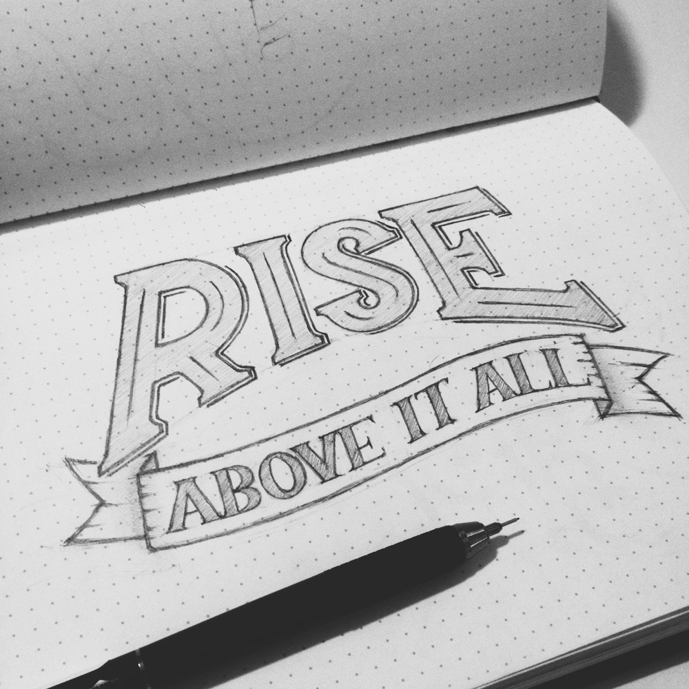Image result for Rise above it all