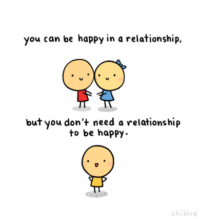 Image result for single and happy