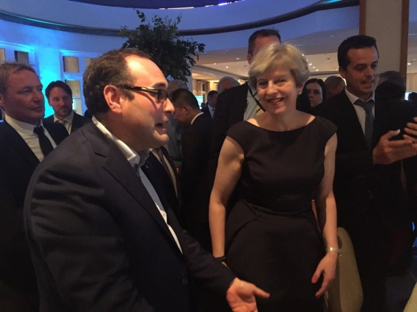 f1ac8101ddfb fyeahtheresamay  Theresa May at the Conservatives Summer Party ...
