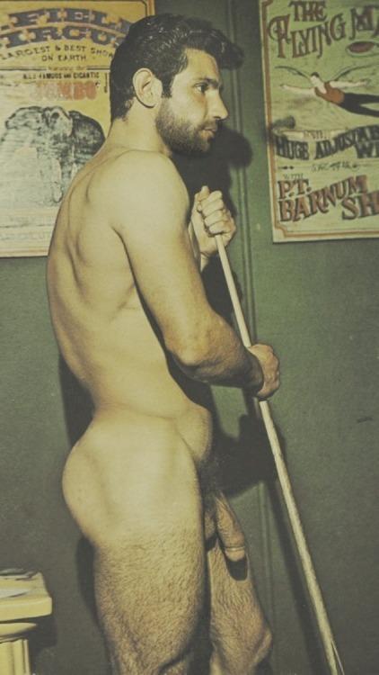 purerealmale:aPRM 226 vintage gay male … Wonderful!