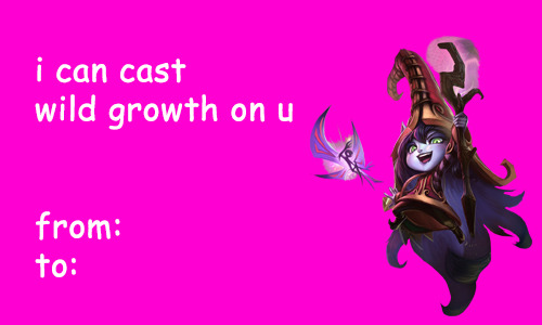 Image result for league of legends valentines