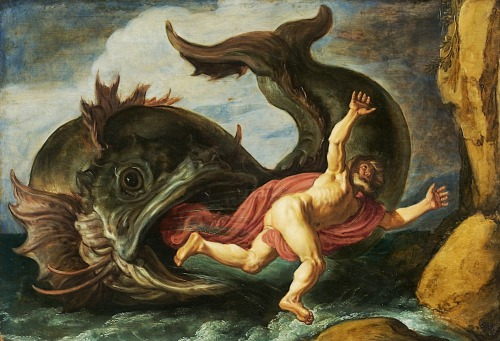 Jonah and the Whale Pieter Lastman, 1621