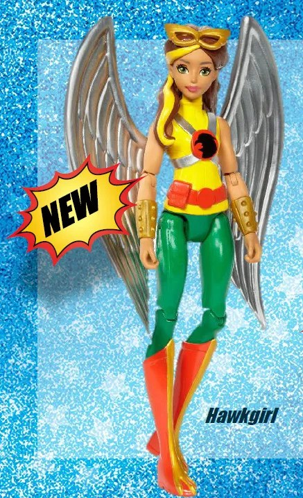 new dc super hero girls unveiled at toy fair 2017