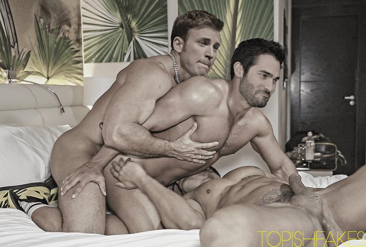 Evans naked chris Chris Evans'
