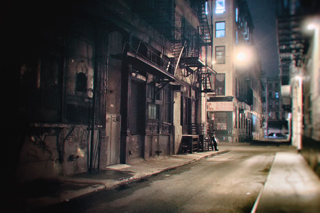 Image result for new york alley
