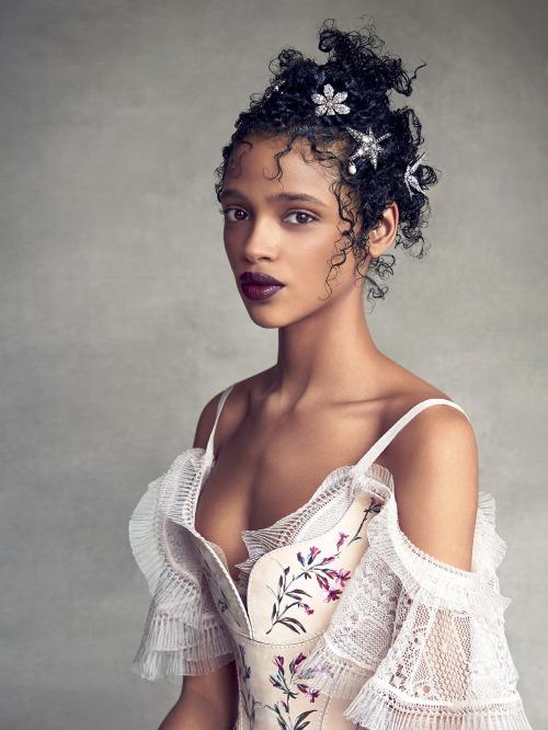 Aya Jones Tinashe Amp Zoe Kravitz Vogue US May 2016photos
