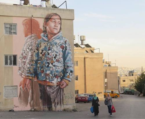 coloursxart:  By Fintan magee - Located in Amman, Jordan