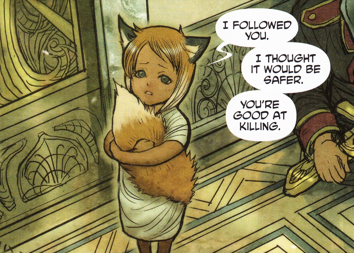 Image result for monstress