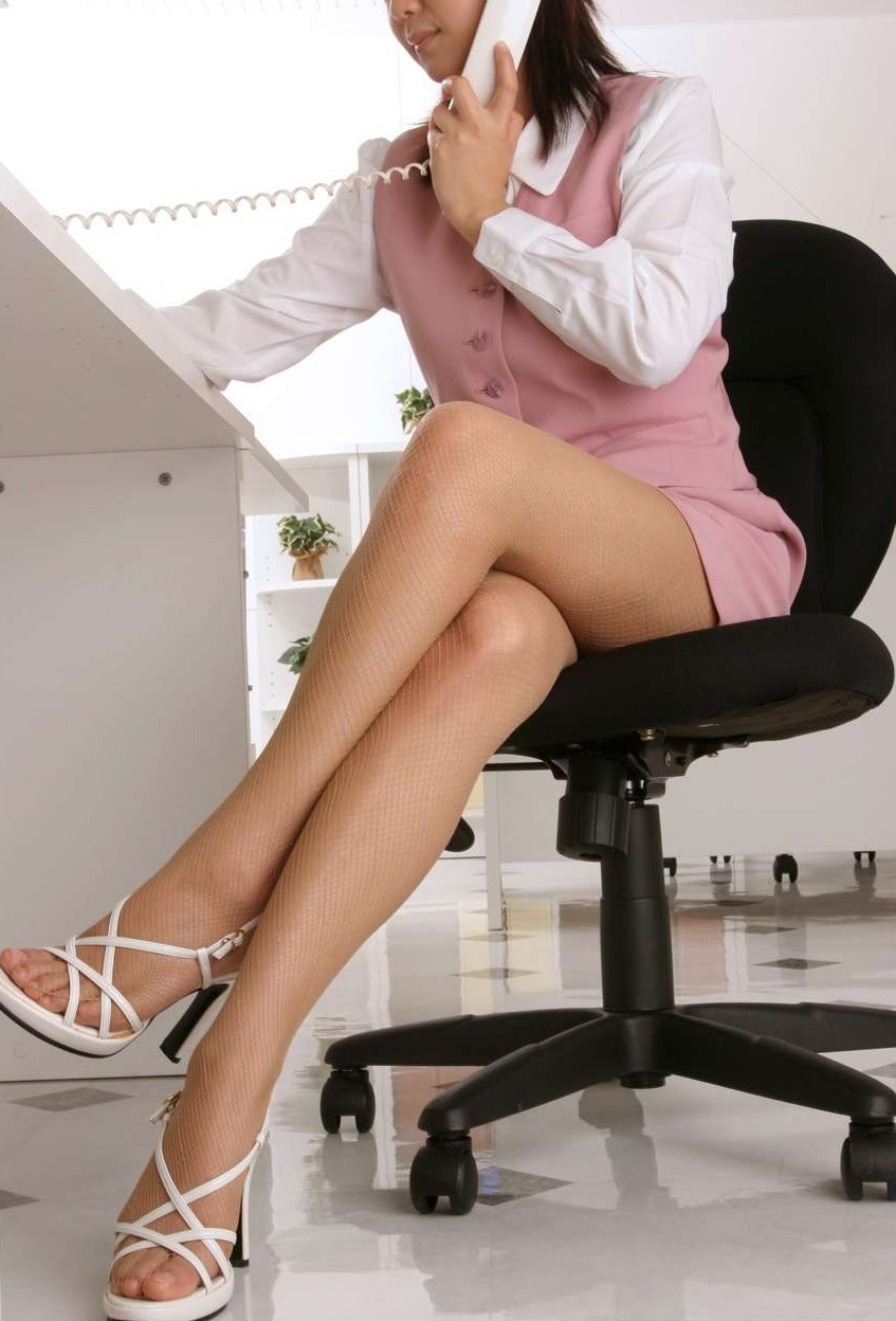 OL-懐かしの制服-エロ画像