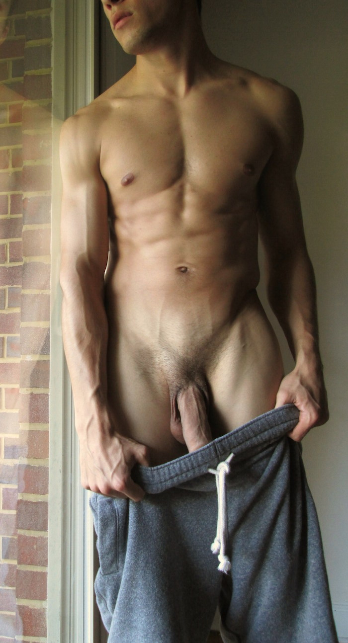 """wolfy672: """"Be proud of your cock and show it. Take a photo and get exposed on wolfy672.tumblr.com. Wolfy's Cock Challenge. Be part of the legend of 🐺Wolfy's guys!🐺 """""""
