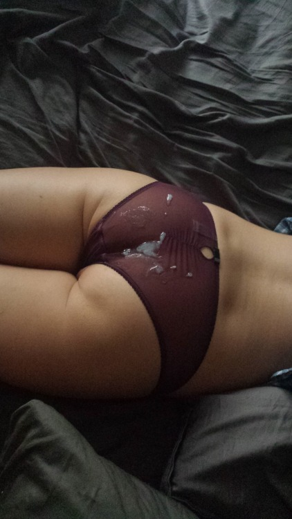 Gf cum in panties Cum On Panty Compilation Igfap