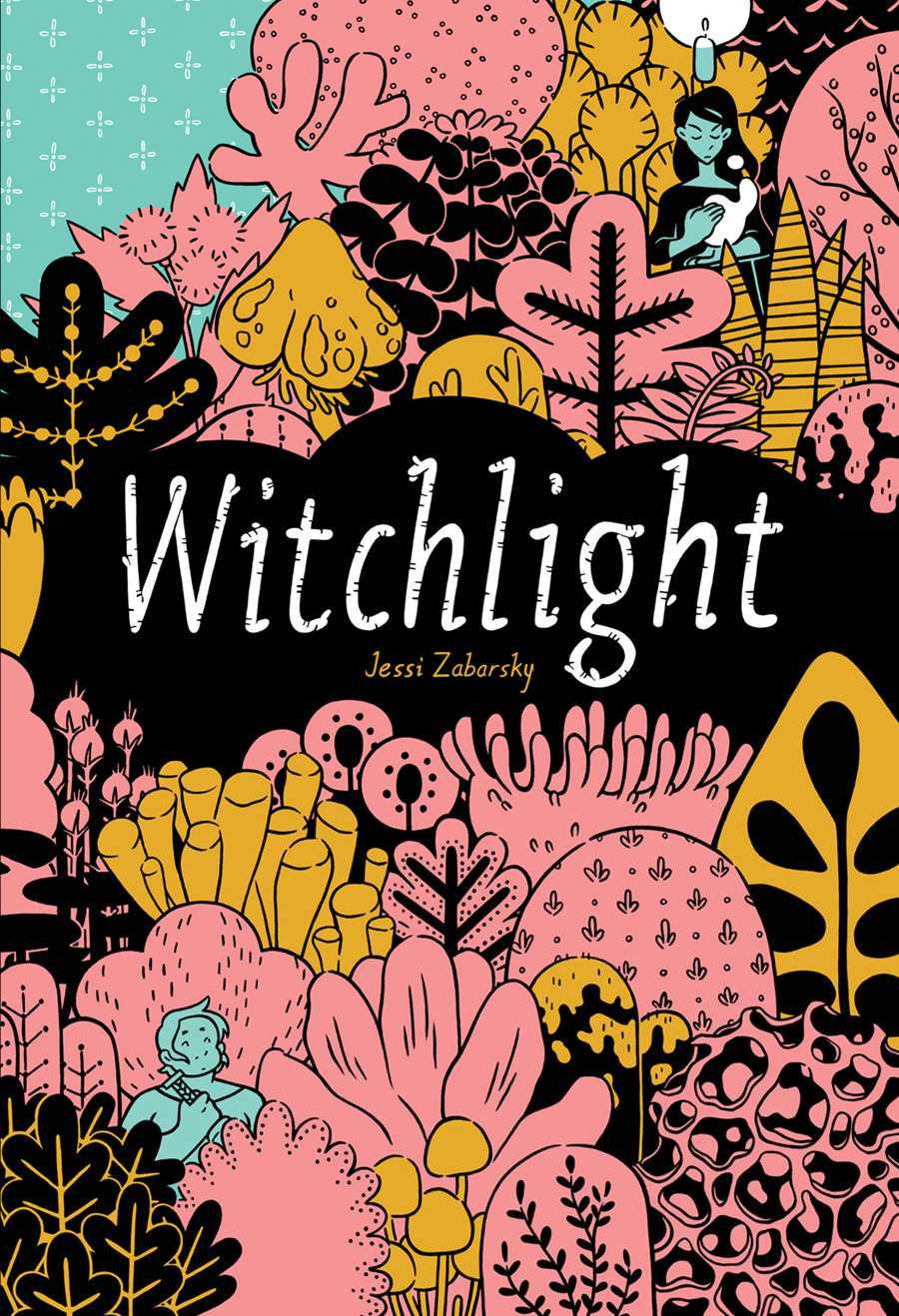 Image result for witchlight by jessi zabarsky