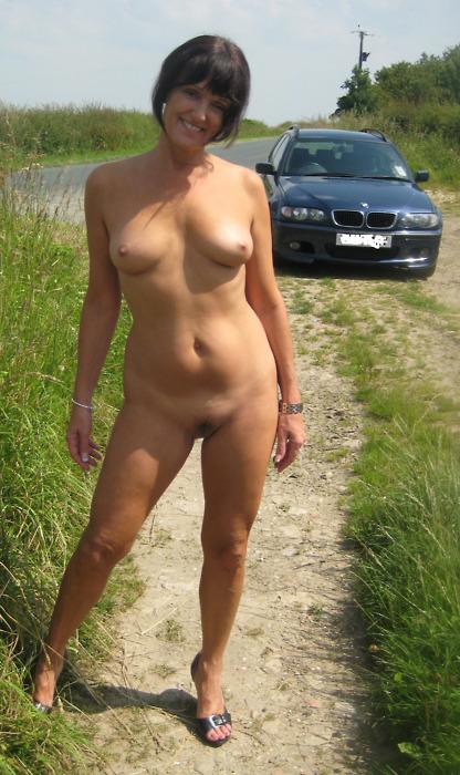 british senior women