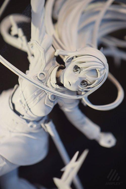 【WF2017】本日公開「劇場版ソードアート・オンライン」足立慎吾の特別監修で送る、アスナフィギュアの逸品が明日のWFアニプラブースで原型初お披露目です!