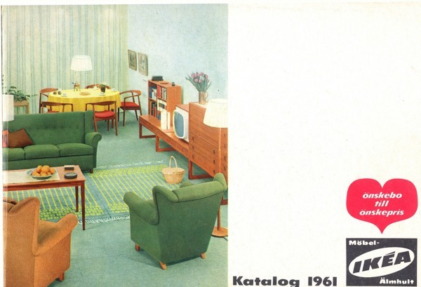 Ultra Pulp Images IKEA Catalogue Covers 1960 1969 Via Home