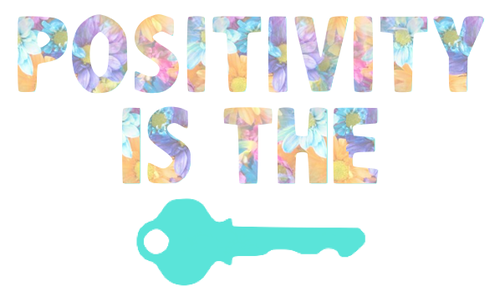 Image result for be positive tumblr