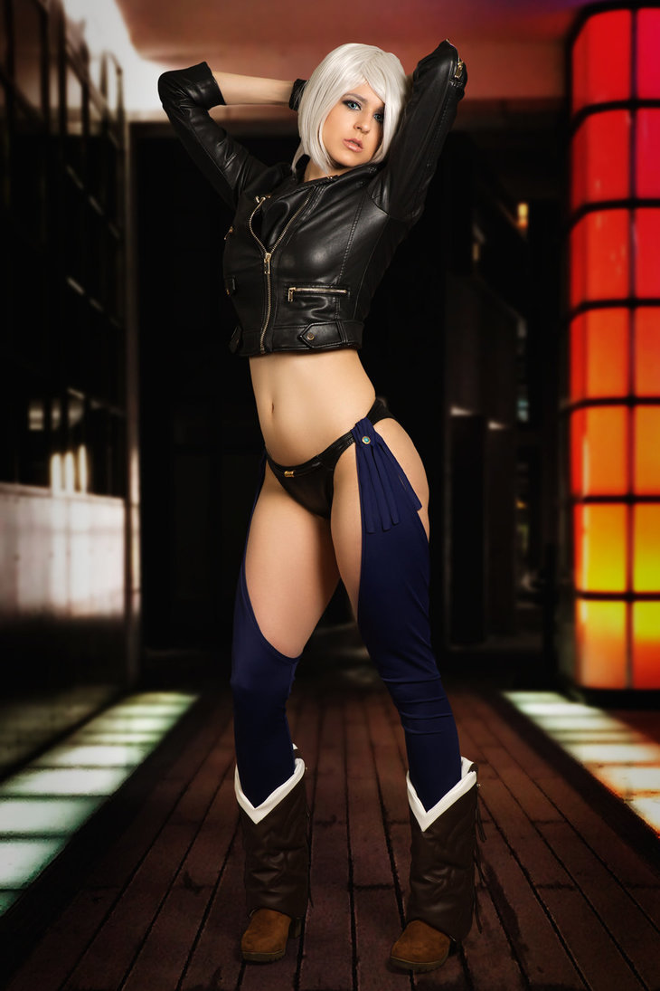 Angel from KOF by JubyHeadshot  More Hot Cosplay: http://hotcosplaychicks.tumblr.com Get Exclusive Content: https://www.patreon.com/hotcosplaychicks