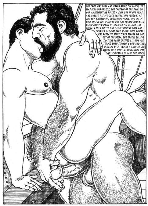 cartoon gay sex tumblr