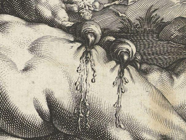 6adc9d8e29d8 achasma: The Dragon Devouring the Companions of Cadmus (detail)… – Art