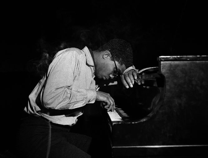 Herbie Hancock on the 24th of december 1964. © Mosaic Images LLC. 📷 Francis Wolff. Merry x-mas! Don't get the blues.