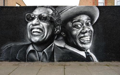 streetartglobal:  Amazing piece by @woskerski#globalstreetart #wallart http://globalstreetart.com/woskerski https://www.instagram.com/p/BM_hRPXATqO/