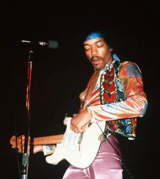 best service d52fc 81de6 Jimi Hendrix, September 4 1970, Berlin  his next-to-last show