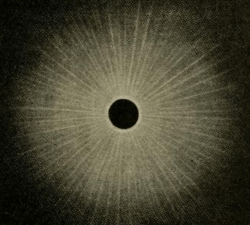 """nemfrog:""""The corona of 16th June 1806."""" Total eclipses of the sun. 1894."""