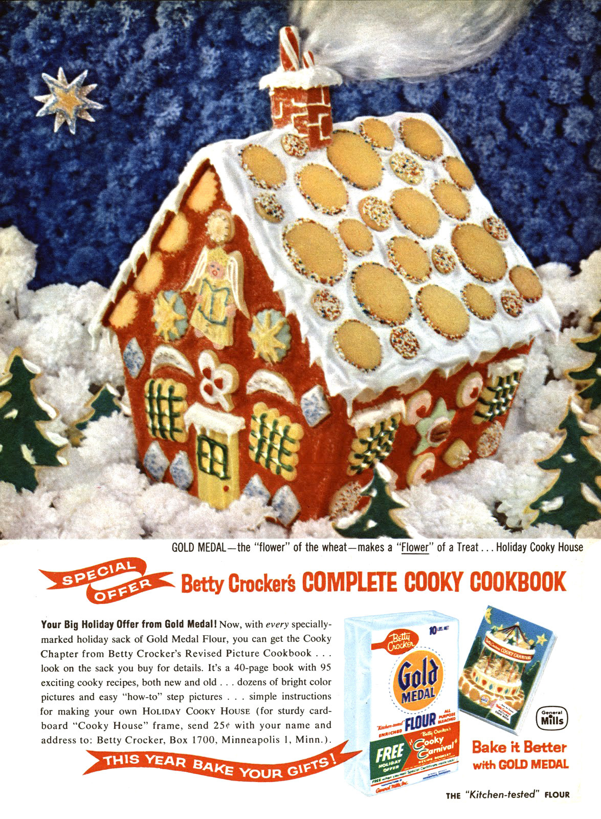 Betty Crocker - 1957