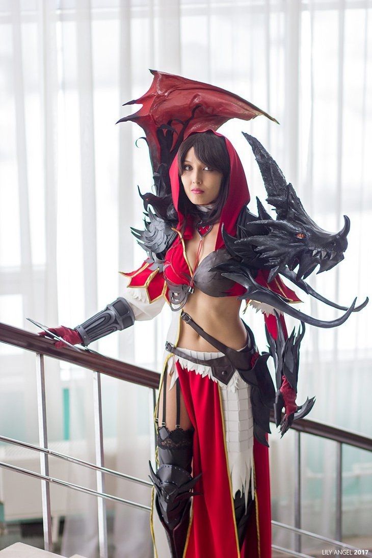 Lost Ark Online - Infighter by Lessa-aka-Harusame  Check out http://hotcosplaychicks.tumblr.com for more awesome cosplay