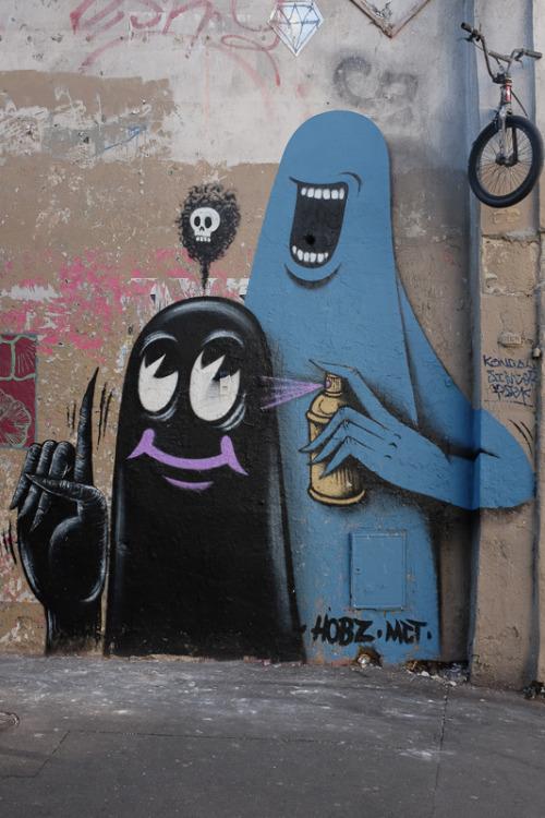 salsasta:  Artist ?, Avenue Jean Aicard, Paris, 10/2016