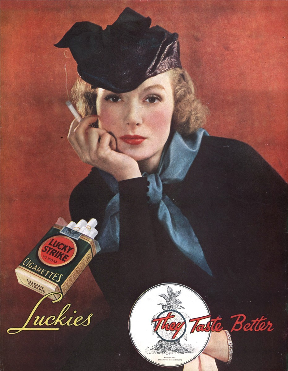 Lucky Strike - published in Collier's - February 9, 1935
