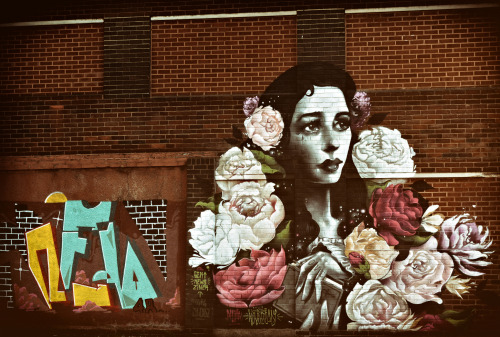 itsstreetlove:  Stunning street art by Philth (Phil Blake)Digbeth, Birmingham