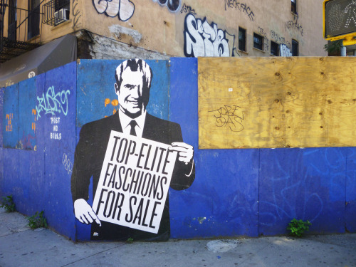 raumstadtion:TOP ELITE FASCHIONS FOR SALEShepard Fairey, New York City, USA