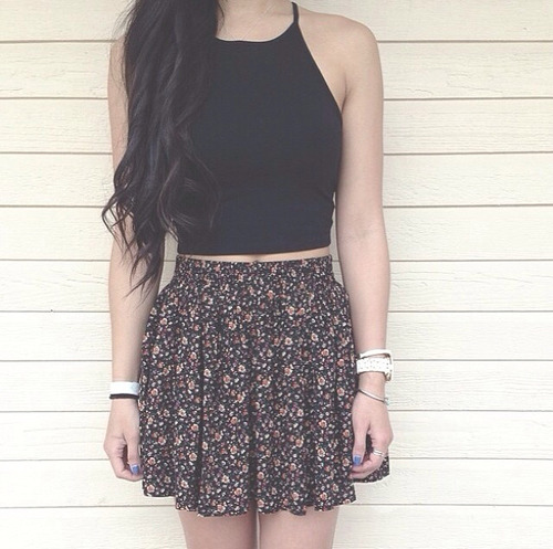 Girly Fashion On Tumblr