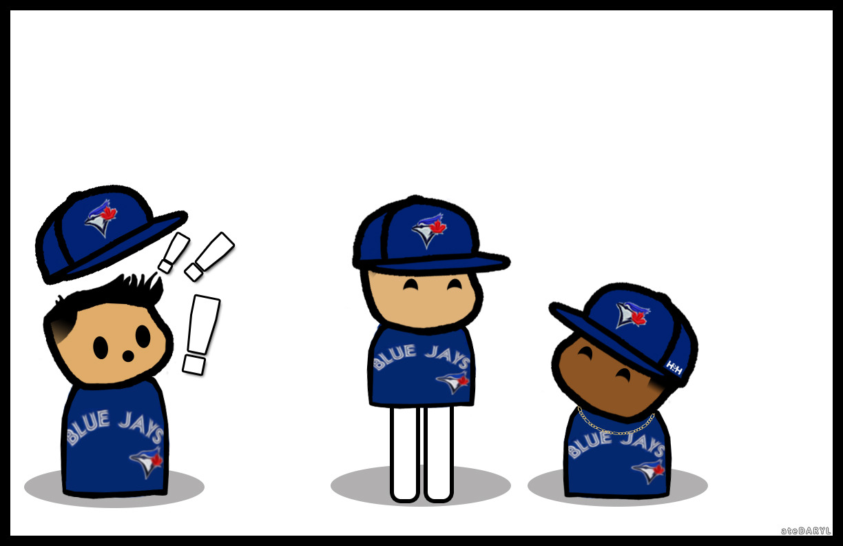 No. 2: Sanchez-Tug-of-War(I came up with this after getting a couple ask on whether Stro and Sanchez were still friends. And seeing Sanchez and Estrada sit together I couldn't help think of fictional drama. We all know the feeling of seeing your bff,...